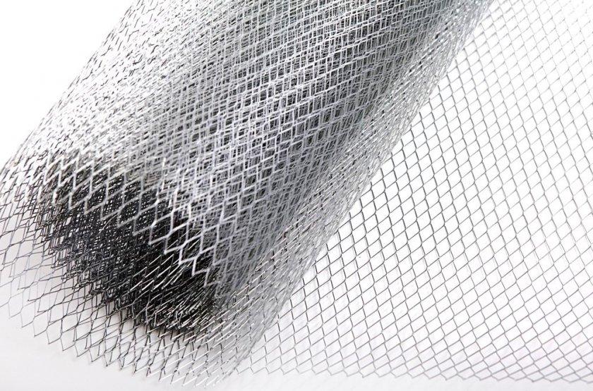 Цельно-металлическая сетка