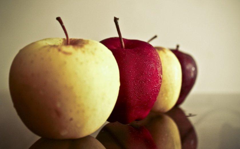 Выбор яблок