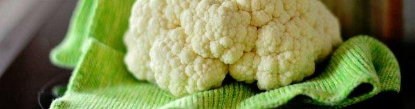 Блюда из цветной капусты при панкреатите