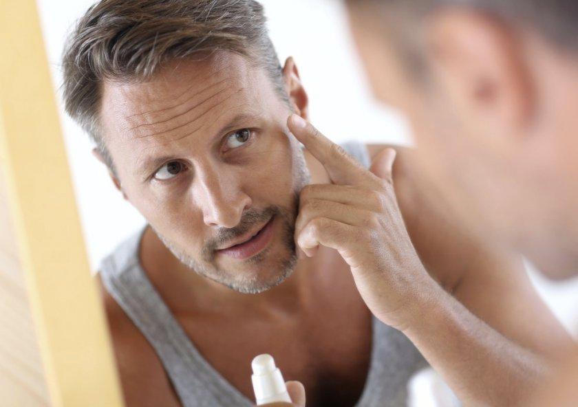 Маточное молочко для мужского лица