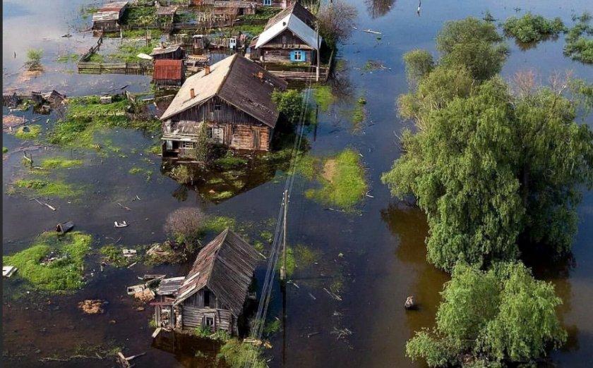 В австралийском пабе подавали бесплатное пиво пострадавшим от наводнения фермерам