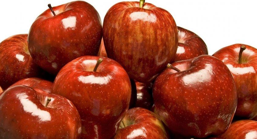 Яблоки местного выращивания подорожали в Украине