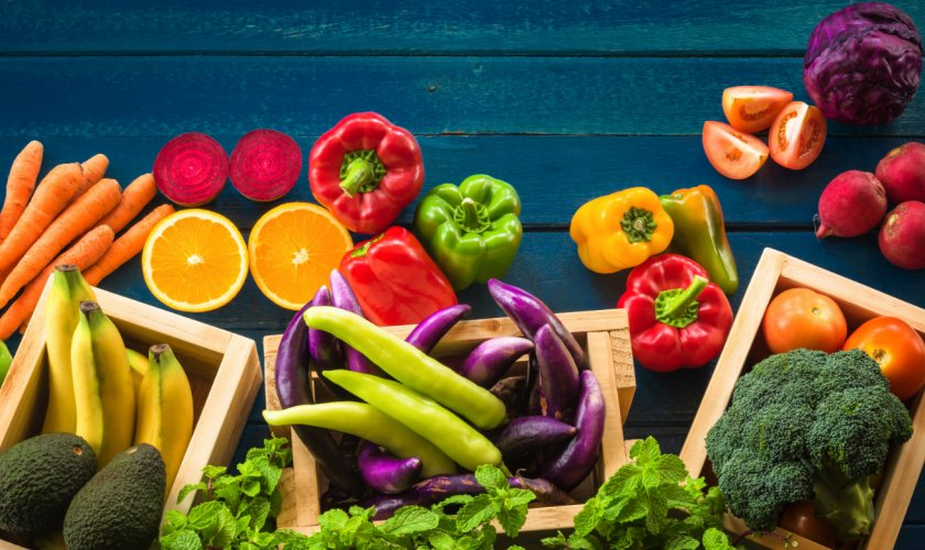 В российских гастрономах «у дома» появятся киргизские фрукты и овощи
