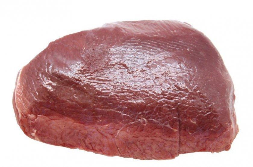 Мясо страуса