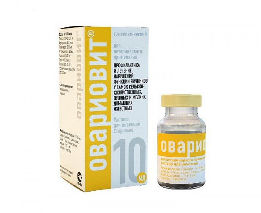 Гомеопатия «Овариовит»