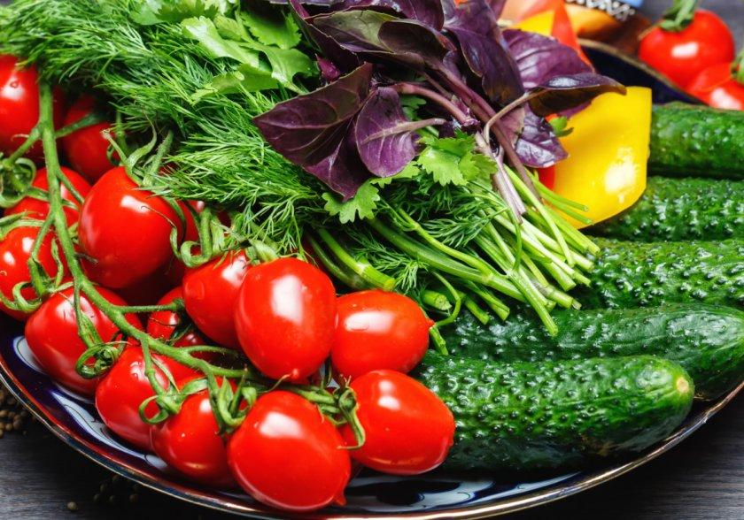 В Подмосковных теплицах с начала года поспели 3 тысячи тонн томатов
