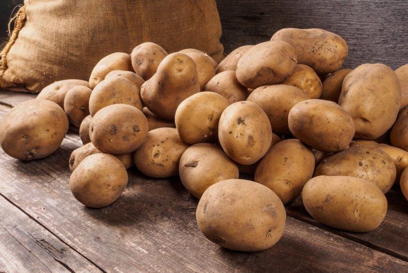 Картофель Любимец