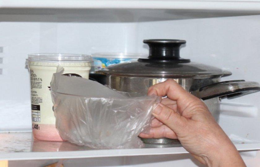 Закалка семян лука в холодильнике
