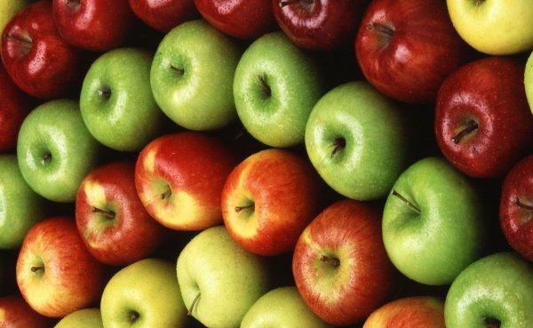 Чрезмерное употребление яблок