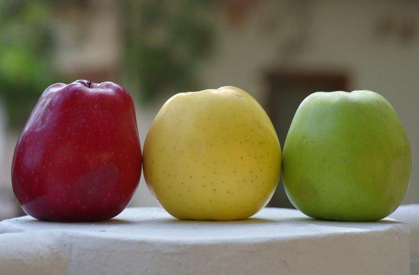 Рекомендуемое количество яблок на день