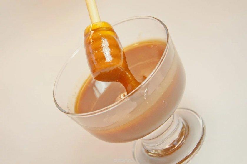 Иссоповый мёд