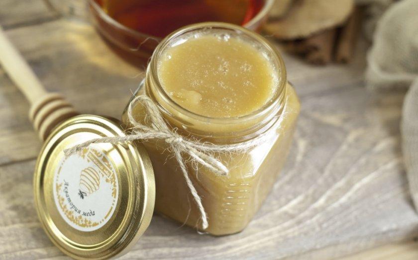Мёд сорта Боровая матка