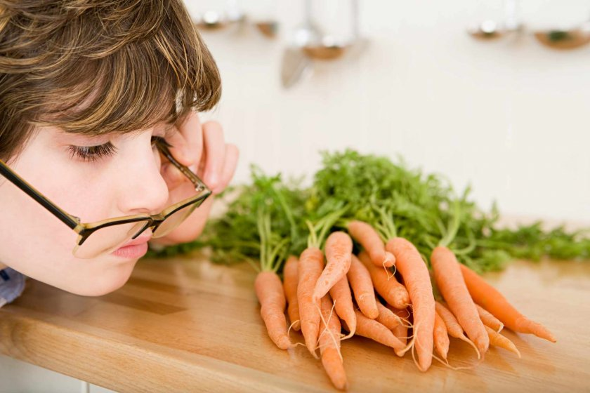 Сколько можно есть моркови