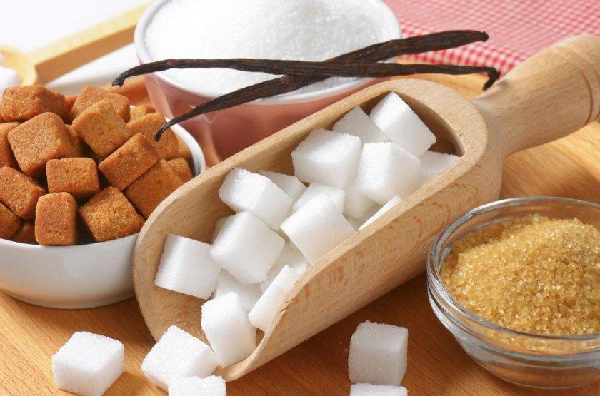 Украина сокращает экспорт сахара