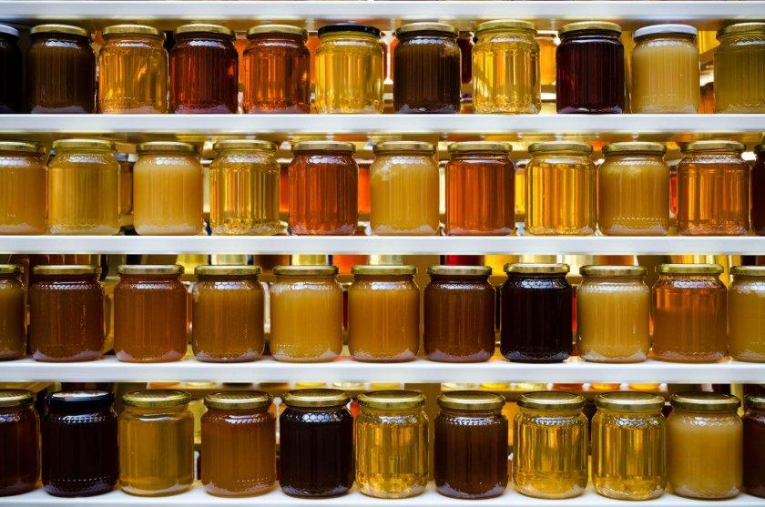 Какого цвета может быть мёд