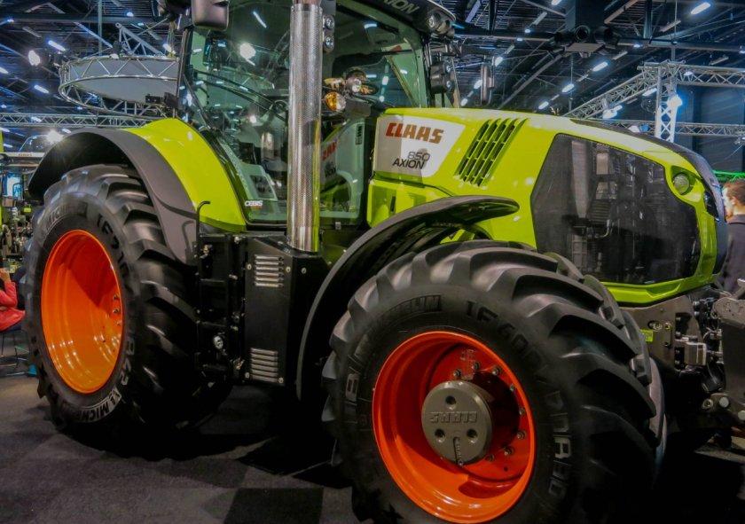 Агрохолдинг CFG / «Мрия» закупил сельхозтехнику стоимостью $3,7 млн