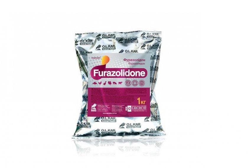 Фурозолидон