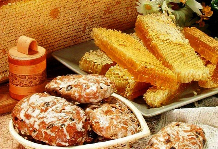 Мед в кулинарии