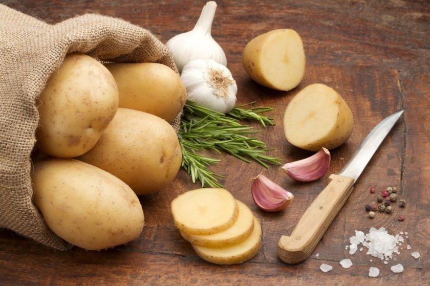 В Запорожской области замёрзли всходы картофеля