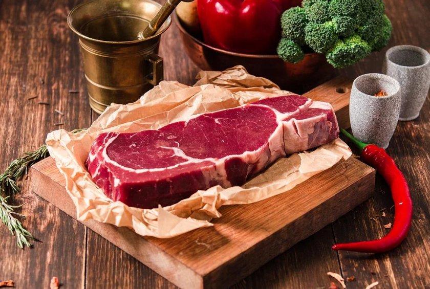 Британские исследователи об умеренном потреблении красного мяса и онкологии
