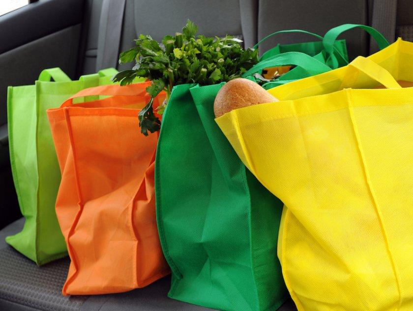 Житомир принял решение отказаться от пластиковых пакетов