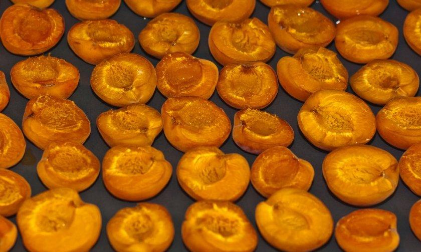 Сушка абрикоса в духовом шкафу