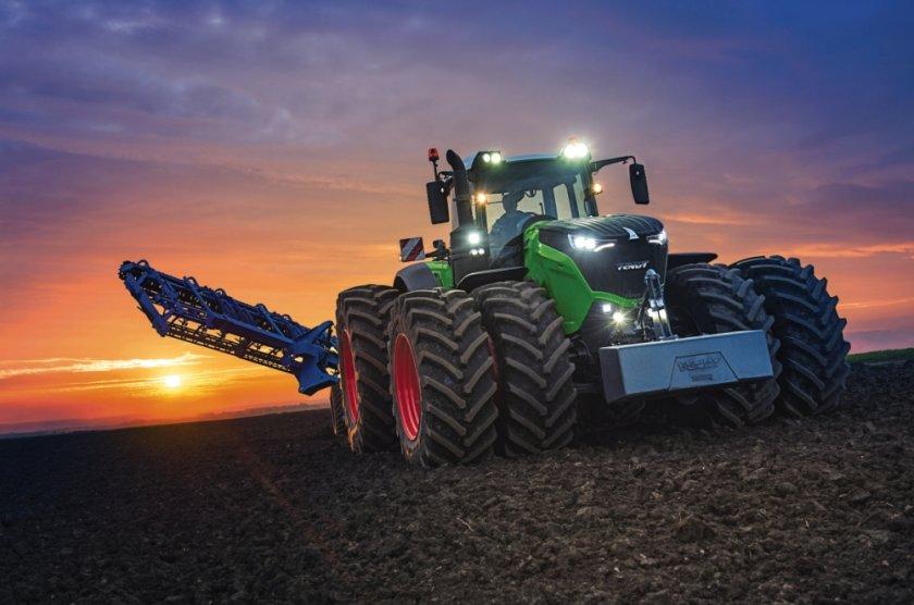Американский производитель тракторов AGCO выпускает линию Fendt для бразильских фермеров