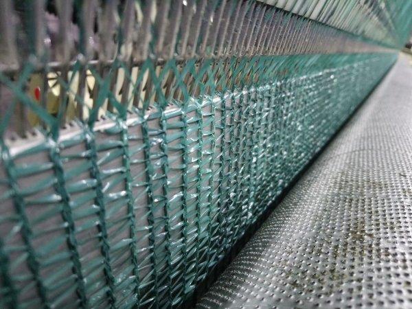 Применение затеняющей сетки в открытом грунте