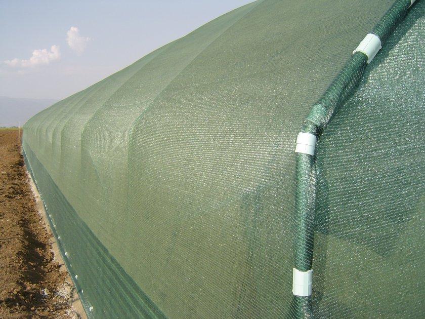 Энергосберегающая солнцезащитная сетка