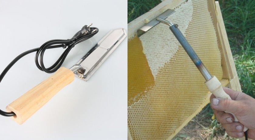 Ножи для распечатки сот