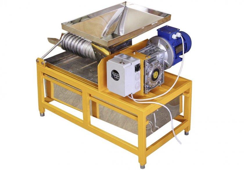 Промышленный станок для распечатки сот