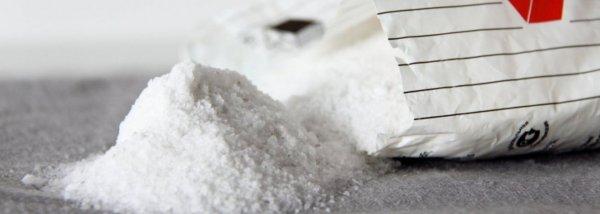 Морская соль для засолки капусты