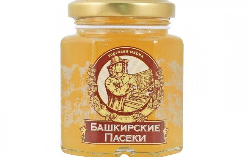 Башкирский липовый мед