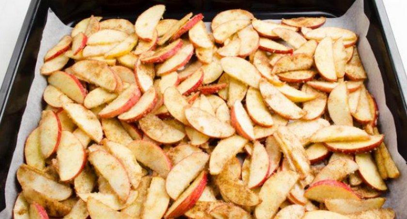 Варенье из сушеных яблок