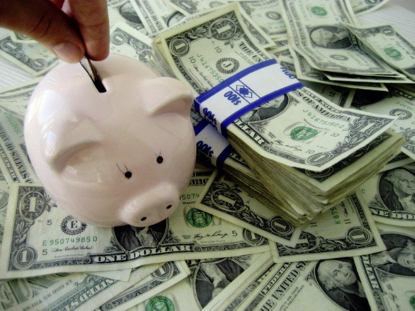Финансовое вложение для свиней