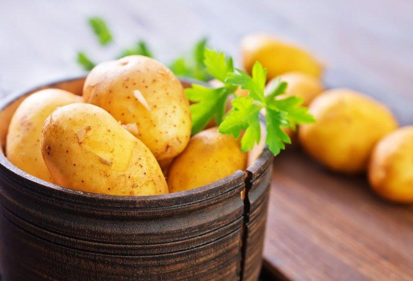 Украина вернула Нидерландам заражённый картофель