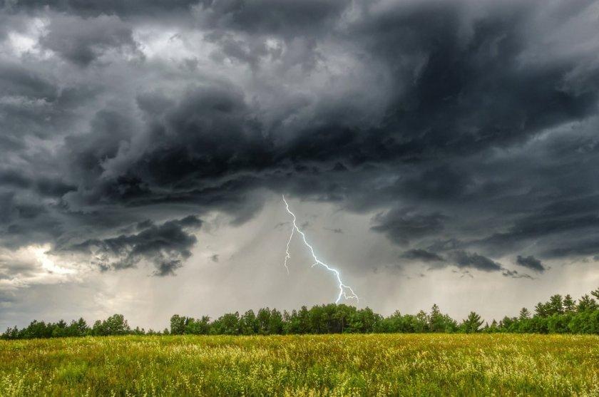 Тернопольская область пострадала от сильной непогоды