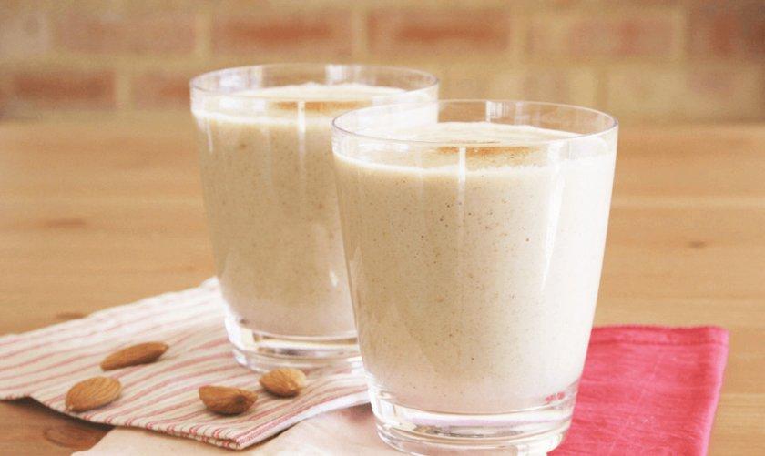 Имбирно-йогуртовый напиток