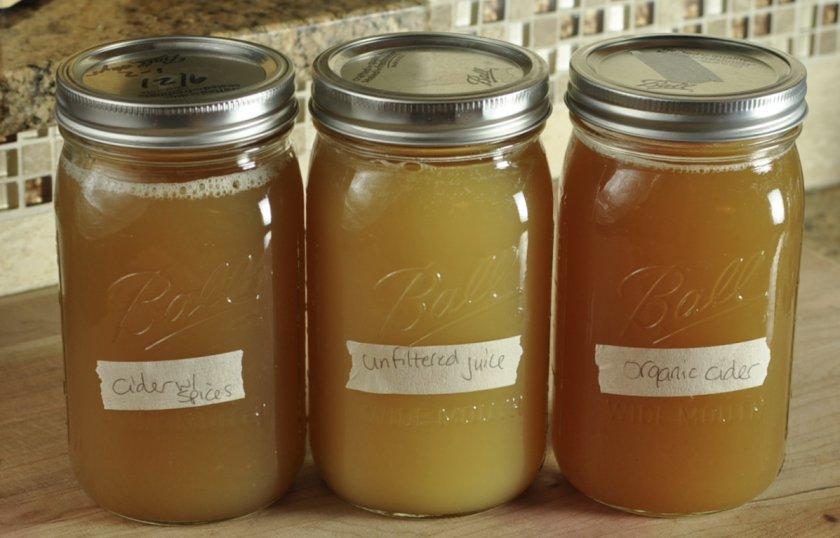 Как закрыть свежевыжатый яблочный сок на зиму