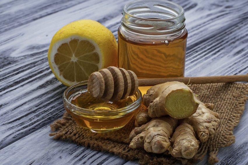 Противопоказания применения имбиря с мёдом