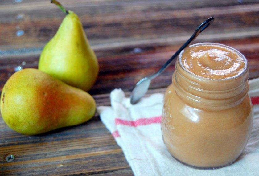Пюре из груш на зиму для ребенка: без сахара, из груш и яблок, из груш и бананов, из груш и слив — самые простые и вкусные рецепты
