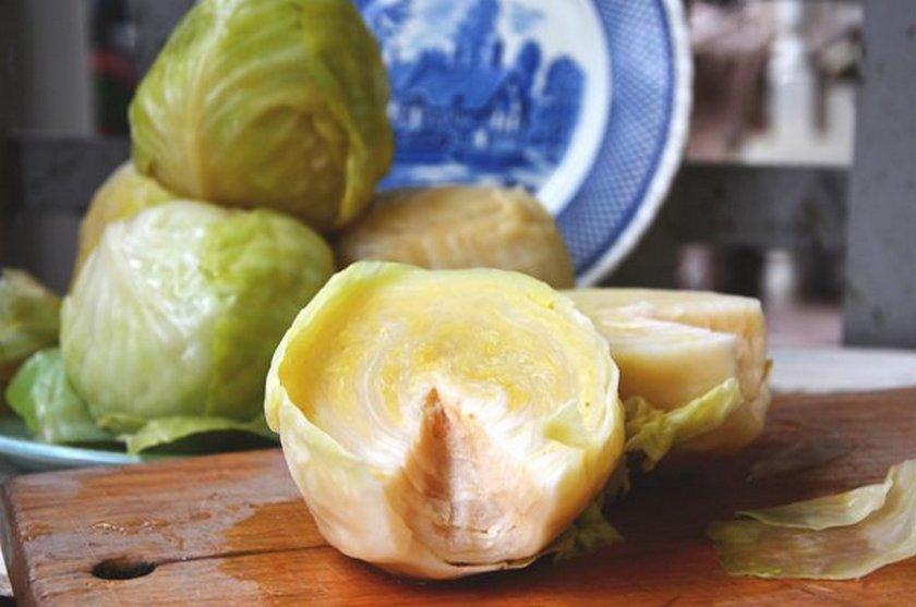 Капуста квашеная кочанами в рассоле: очень вкусные рецепты, фото