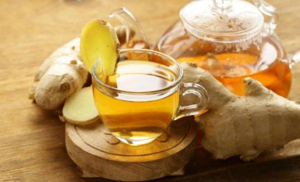 чем полезен зеленый чай с имбирем