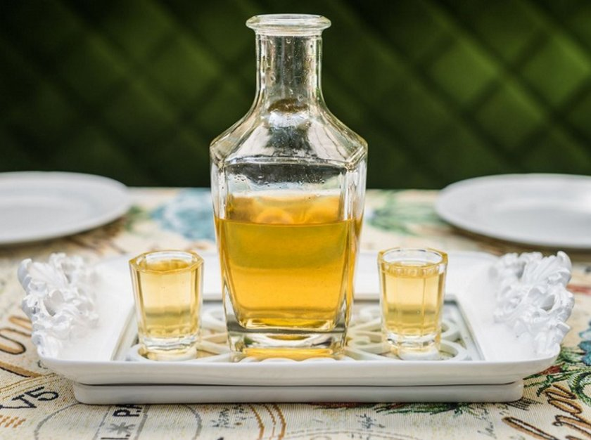 как сделать медовую настойку
