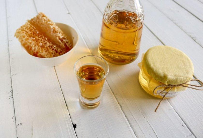 медовуха спирт