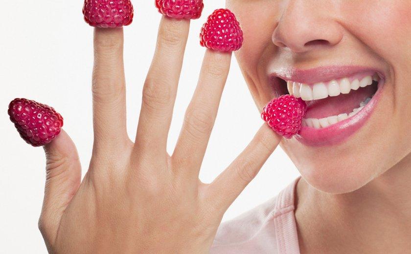 Влияние малины на кожу