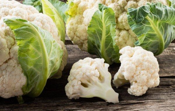 Как приготовить замороженную цветную капусту