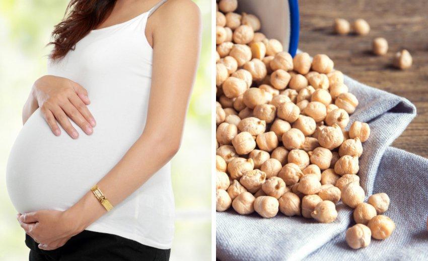 Нут при беременности