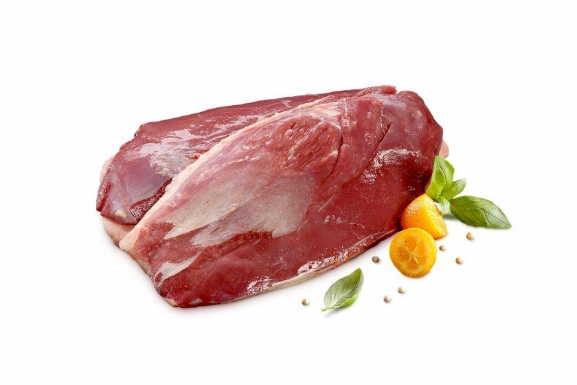 Гусиное мясо