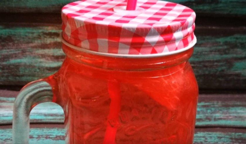 Как приготовить компот из арбуза